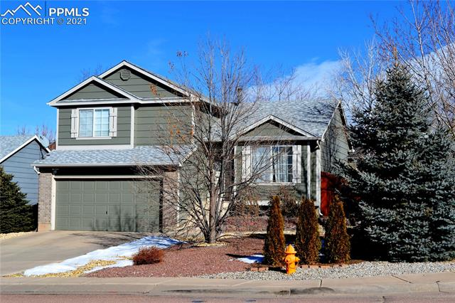 6683 Payette Drive, Colorado Springs CO 80911