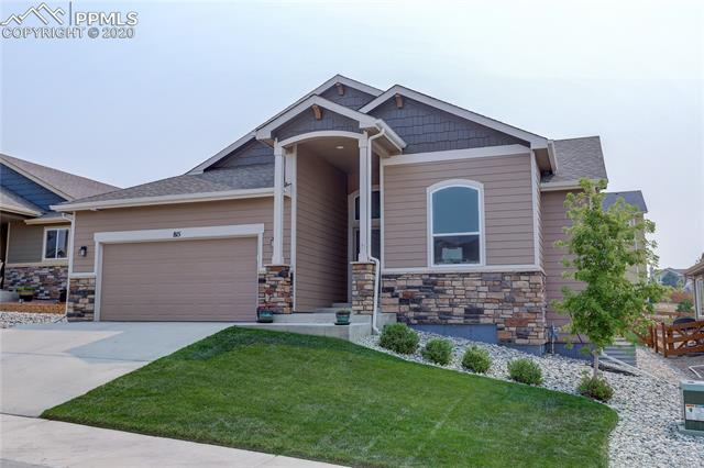 815 Tailings Drive, Monument CO 80132