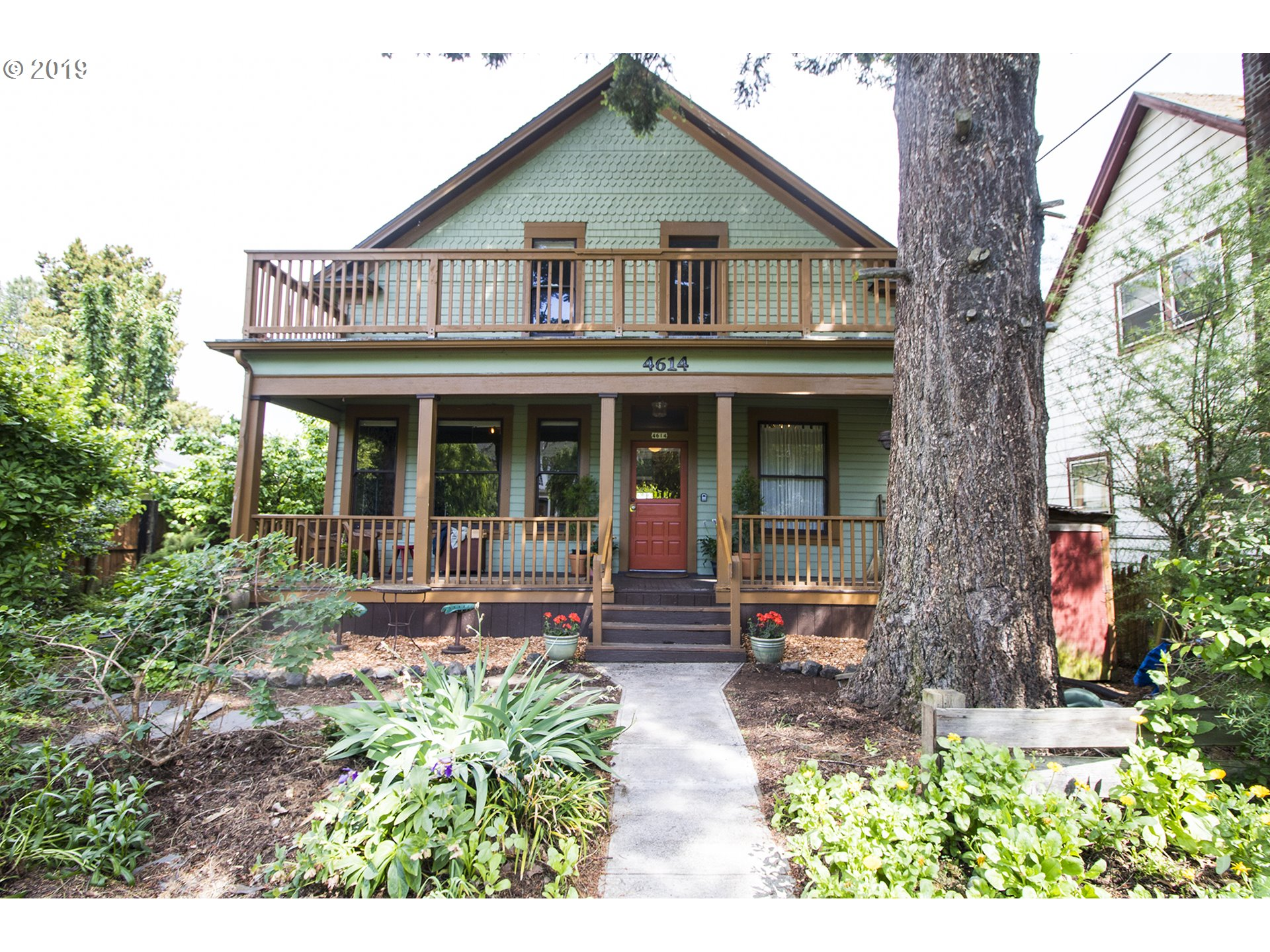 4614 N MICHIGAN AVE, Portland OR 97217