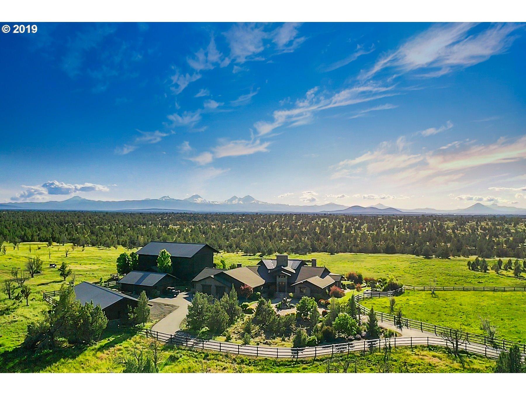 Oregon Horse Properties