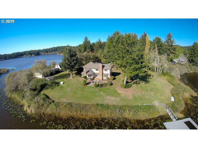 89190 SHERWOOD ISLAND RD, Florence OR 97439
