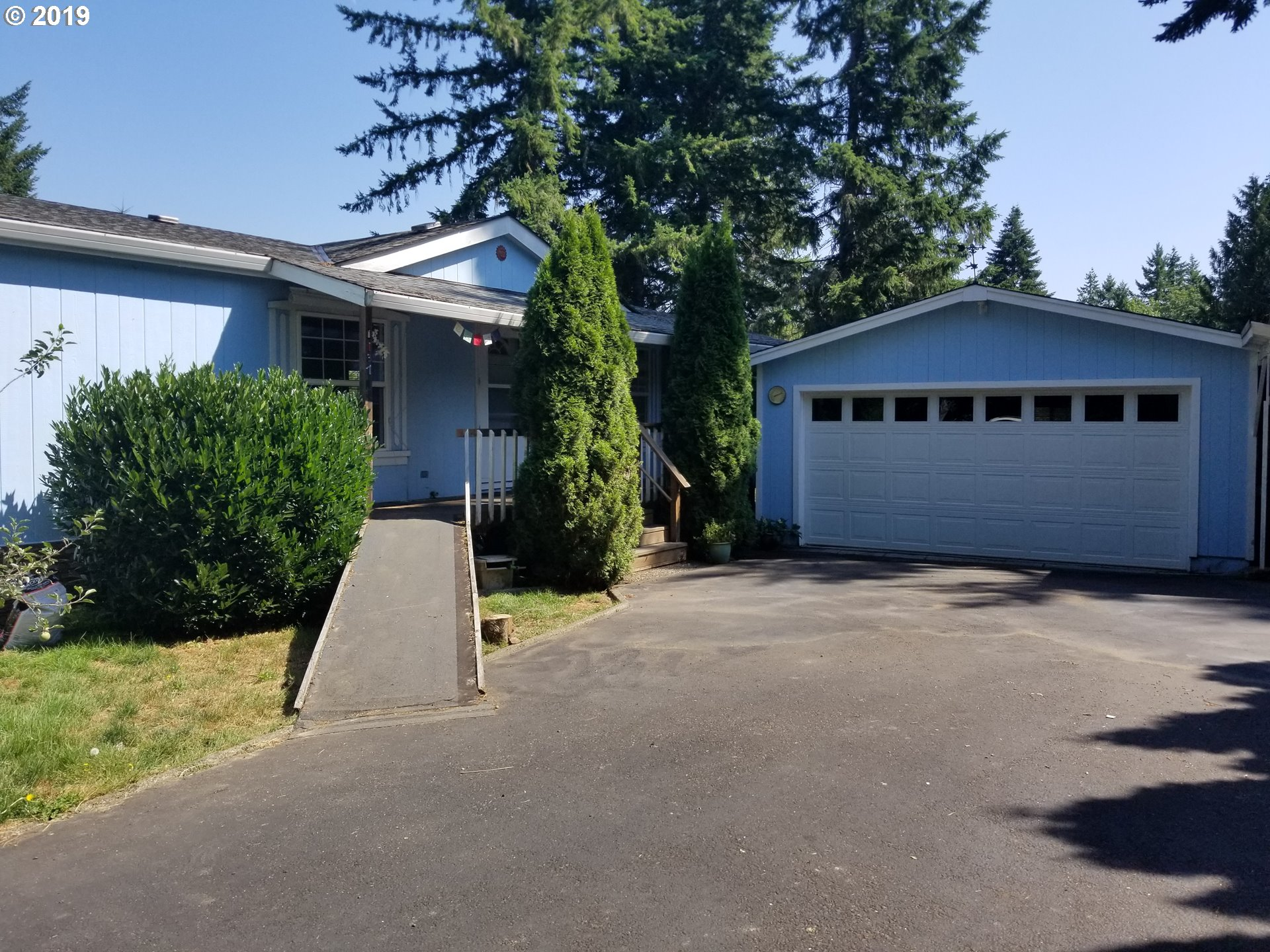 Vernonia Double Wide Manufact built 1993