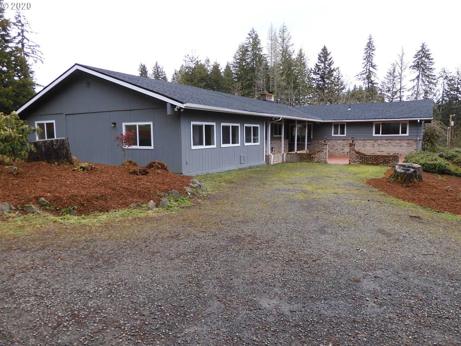 24367 BOLTON HILL RD, Veneta OR 97487