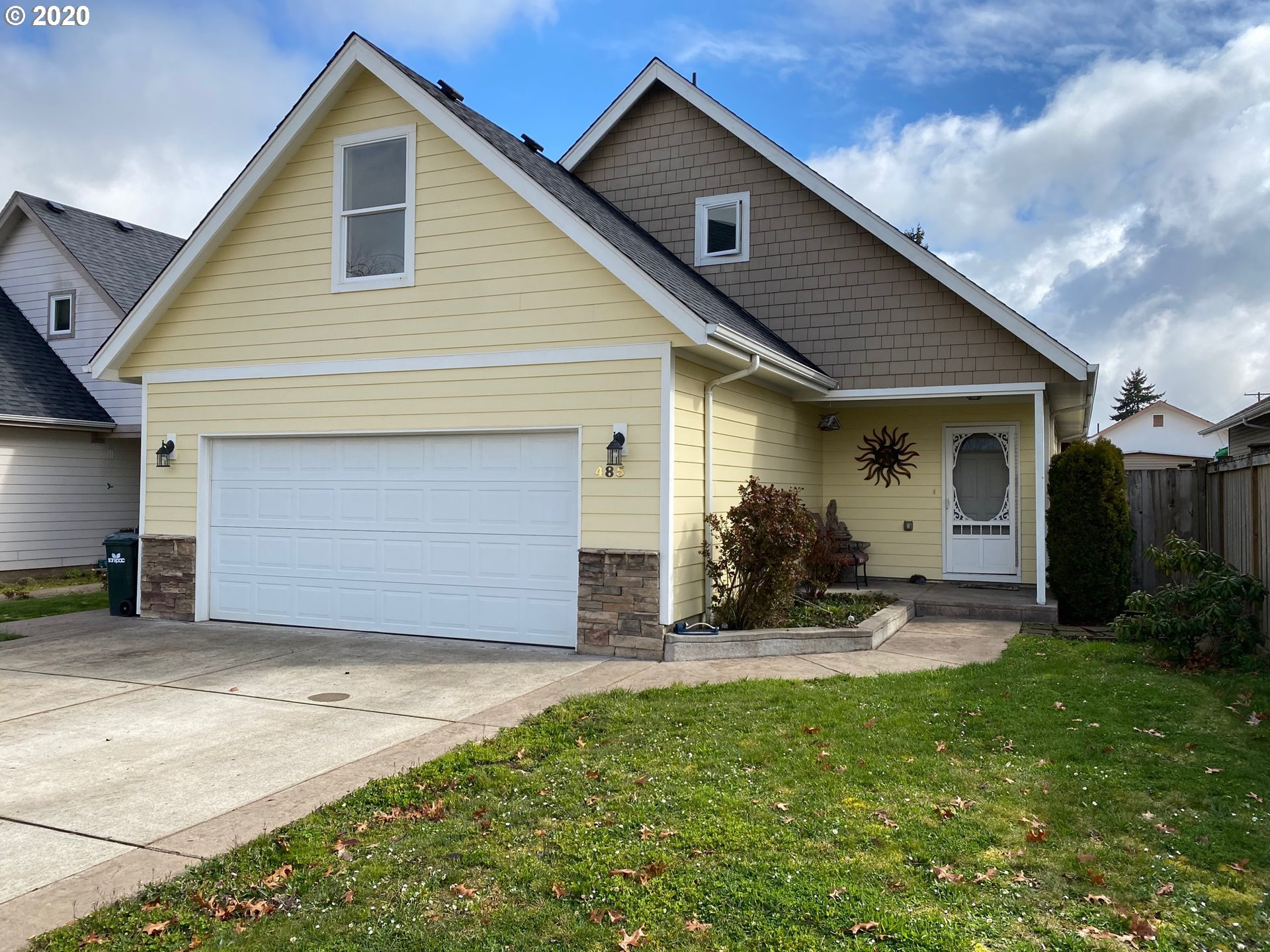 485 S 32ND ST, Springfield OR 97478