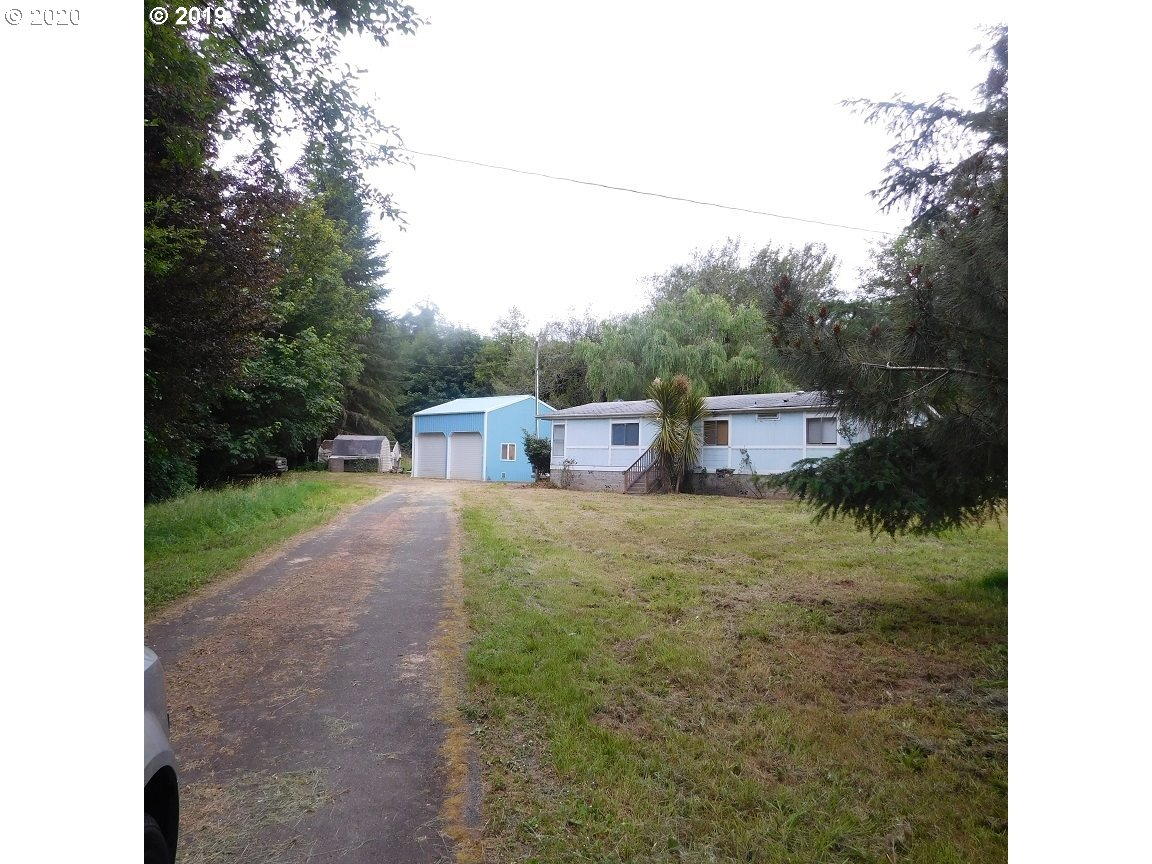 65447 MILLICOMA RD, Coos Bay OR 97420