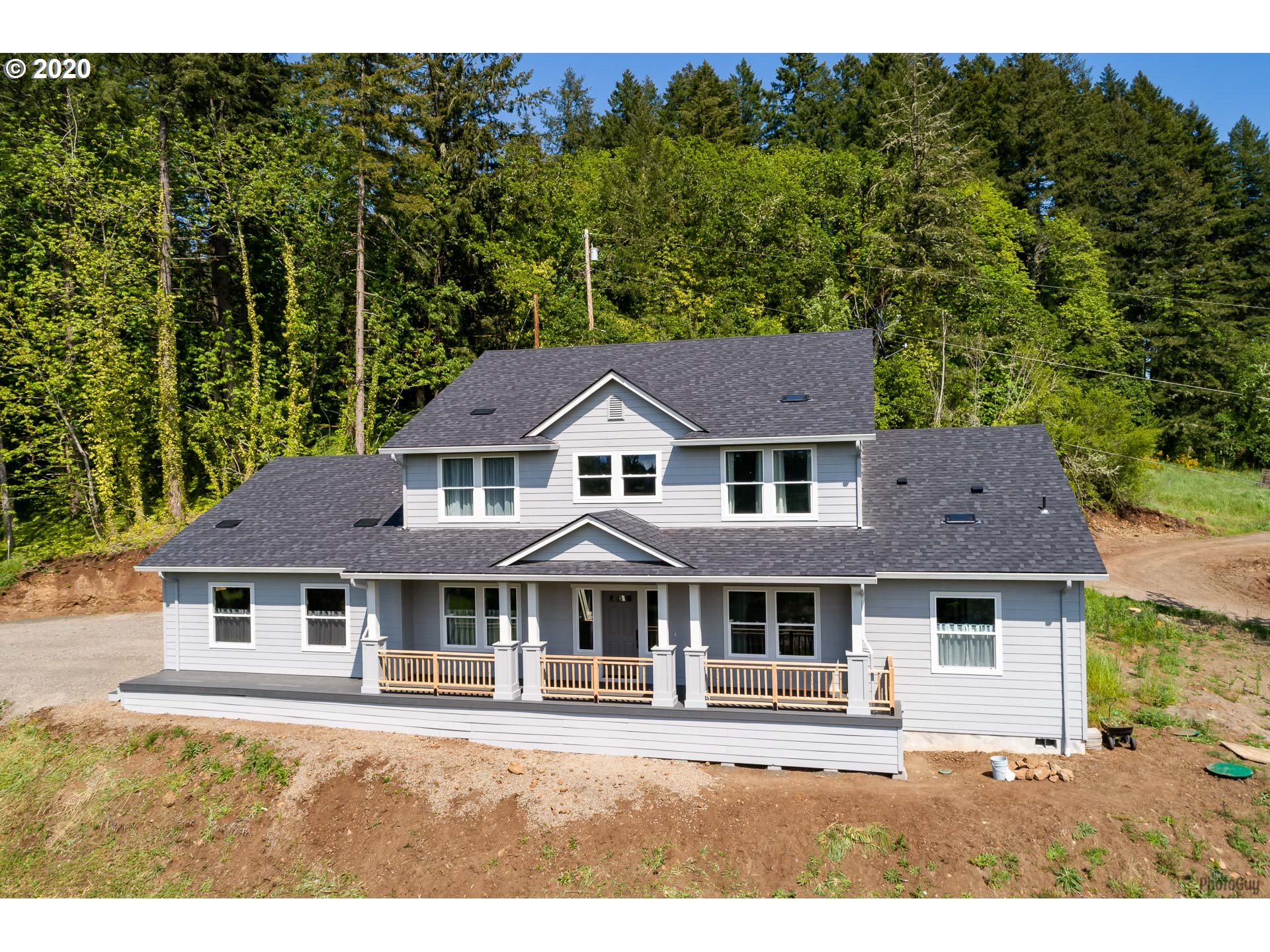 36487 CAMP CREEK RD, Springfield OR 97478