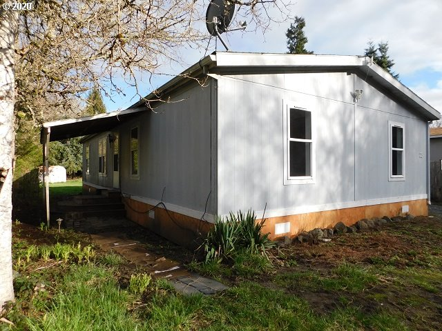 Vernonia Double Wide Manufact built 1996