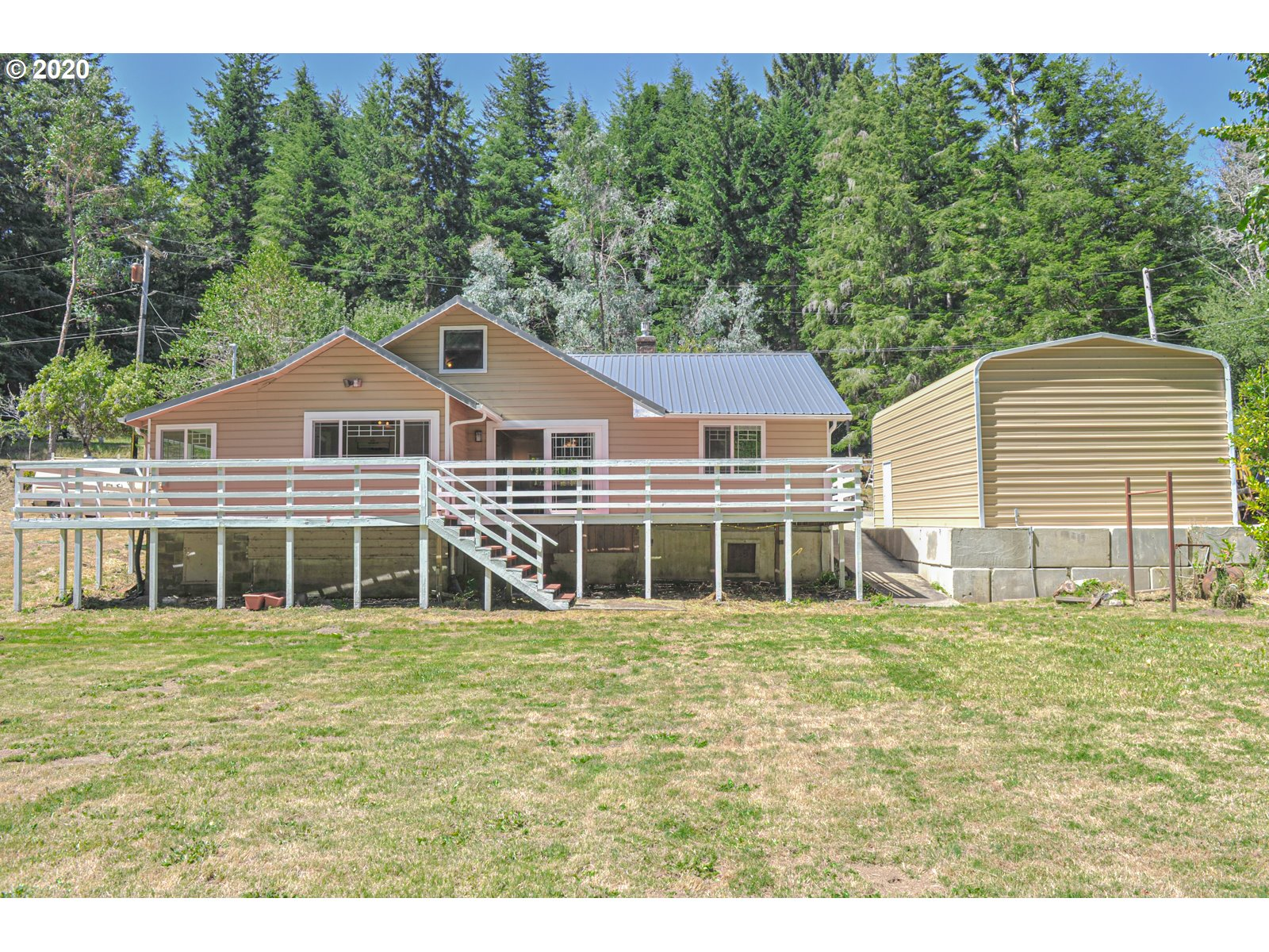 60409 Green Valley LN, Coos Bay OR 97420