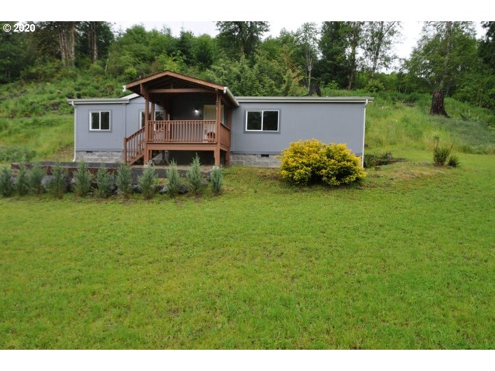 Clatskanie Double Wide Manufact built 2001