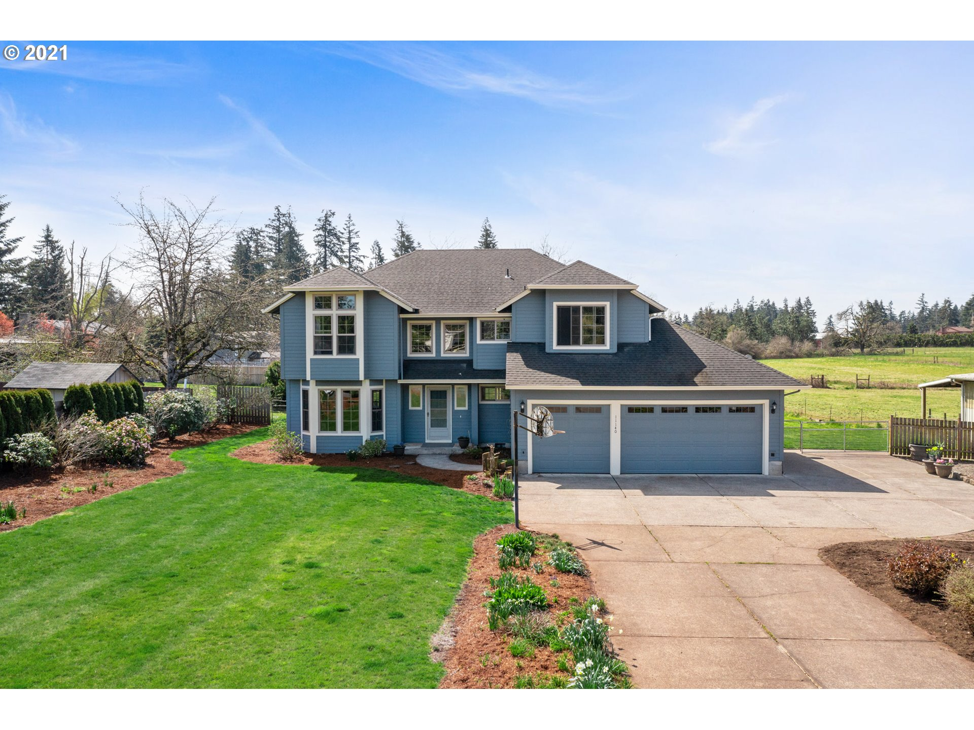 11140 S FOREST RIDGE RD, Oregon City OR 97045