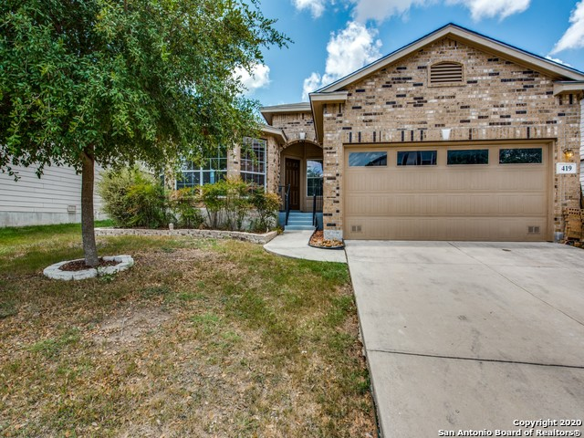 419 DOLLY DR, Converse TX 78109