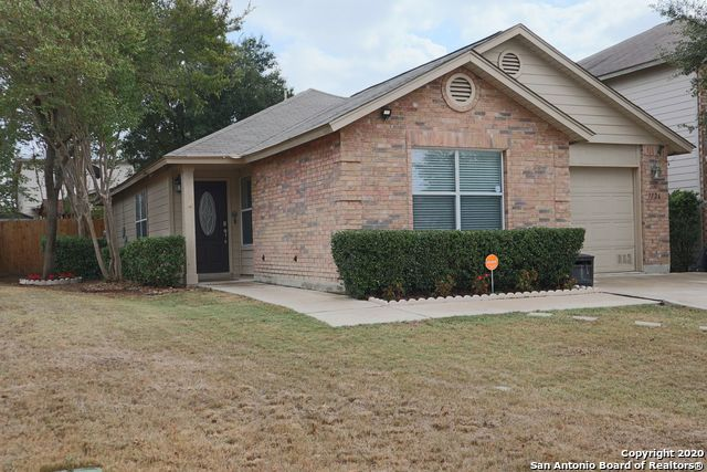 7726 BARHILL POST, San Antonio TX 78254