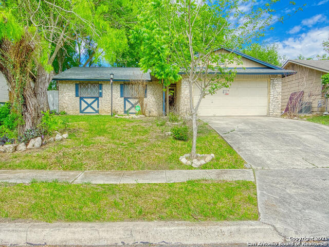 8407 GLEN BREEZE, San Antonio TX 78239