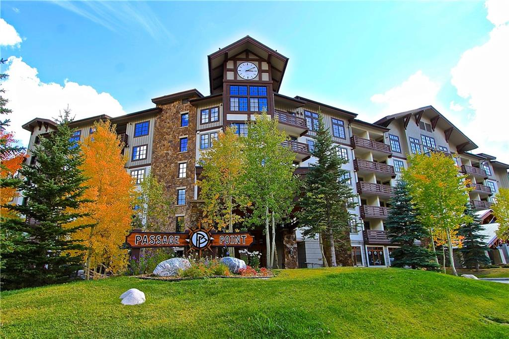 910 Copper Road Unit 210, Copper Mountain CO 80443