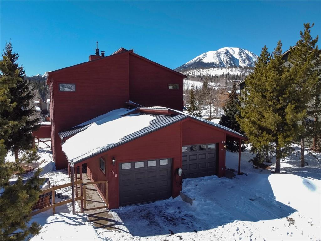 315 N Chipmunk Circle, Silverthorne CO 80498