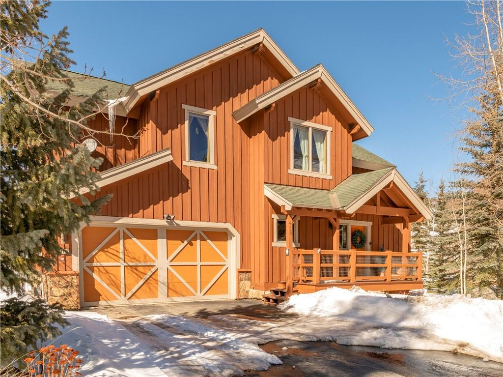 412 Kestrel Lane, Silverthorne CO 80498